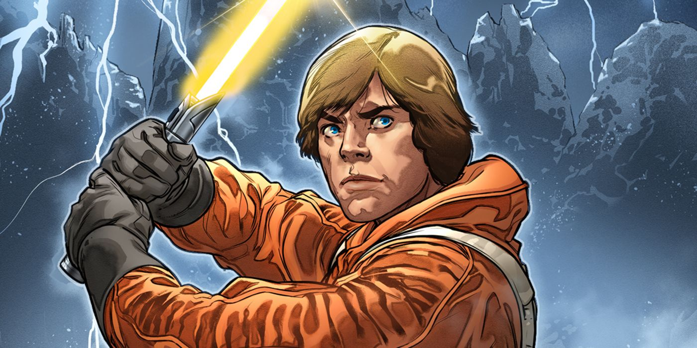 Star wars: una nuova spada laser per Luke Skywalker?