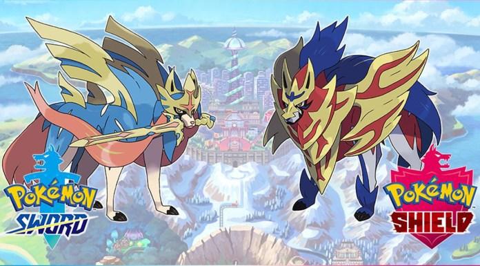 Pokémon Scudo e Spada