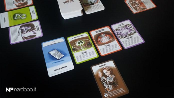 Setup del gioco