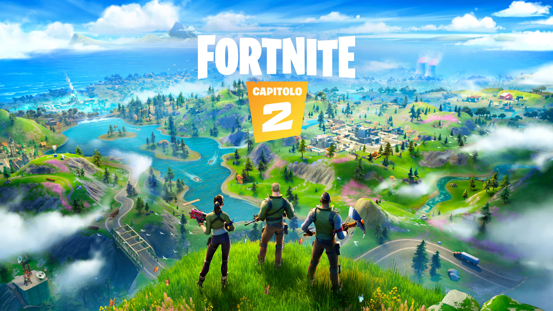 Fortnite - cover