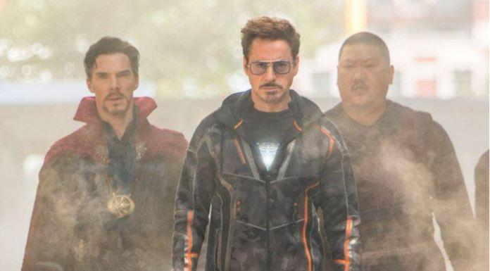 Avenger: Infinity War, Iron Man Doctor Strange