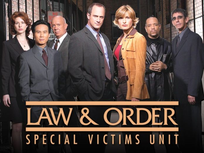 Christopher Meloni Law & Order Dick Wolf