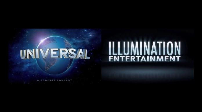 Universal Pictures illumination Entertainment
