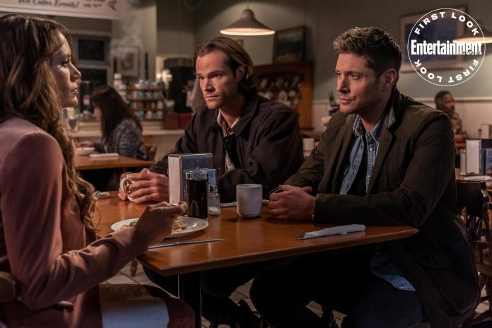 Supernatural 15 The cw
