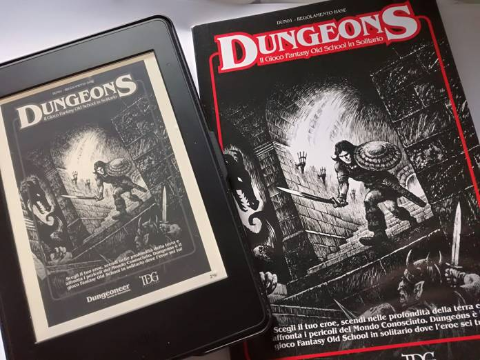 Dungeons - manuale
