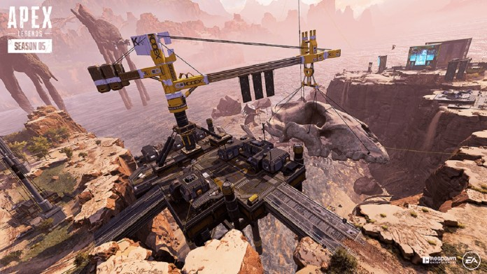 Apex Legends: Stagione 5 Kings Canyon Bunker