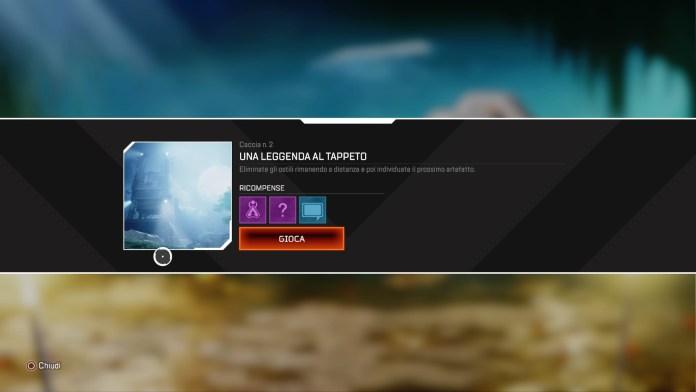"""Apex Legends: guida alla seconda quest dell'evento Broken Ghost, """"Una Leggenda al tappeto"""" Stagione 5"""