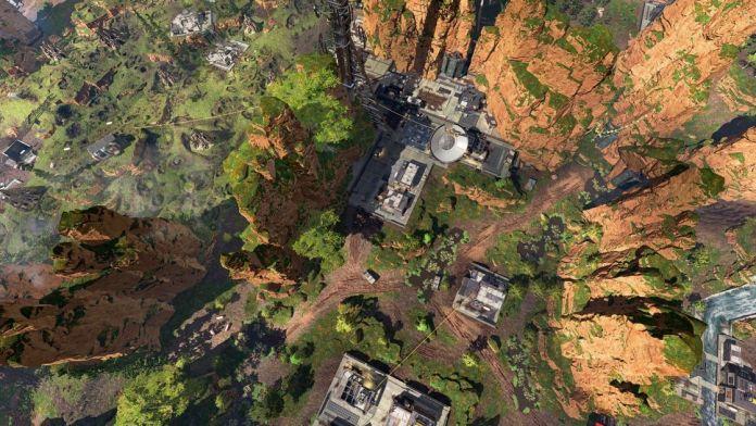i 5 posti migliori, in cui atterrare, su Kings Canyon - Stagione 5