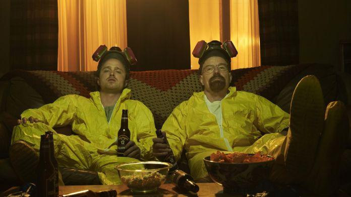 Breaking Bad - Jesse Pinkman e Walter White