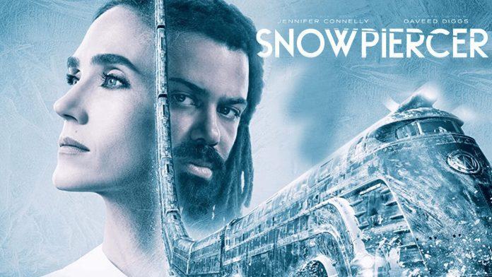 snowpiercer 1x01 episodio serie netflix tnt recensione film