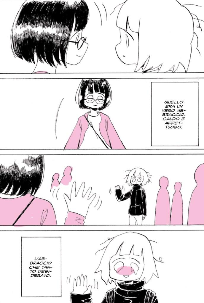 Lettere a me stessa Kabi Nagata J-POP Manga