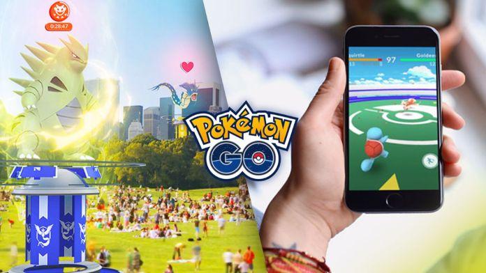 Pokémon GO Raid