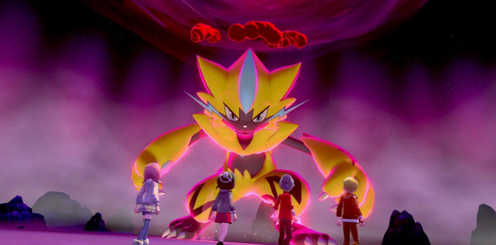 Pokémon Spada e Scudo: evento Raid Zeraora