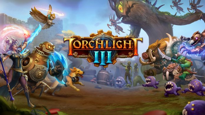 Torchlight III PC Steam