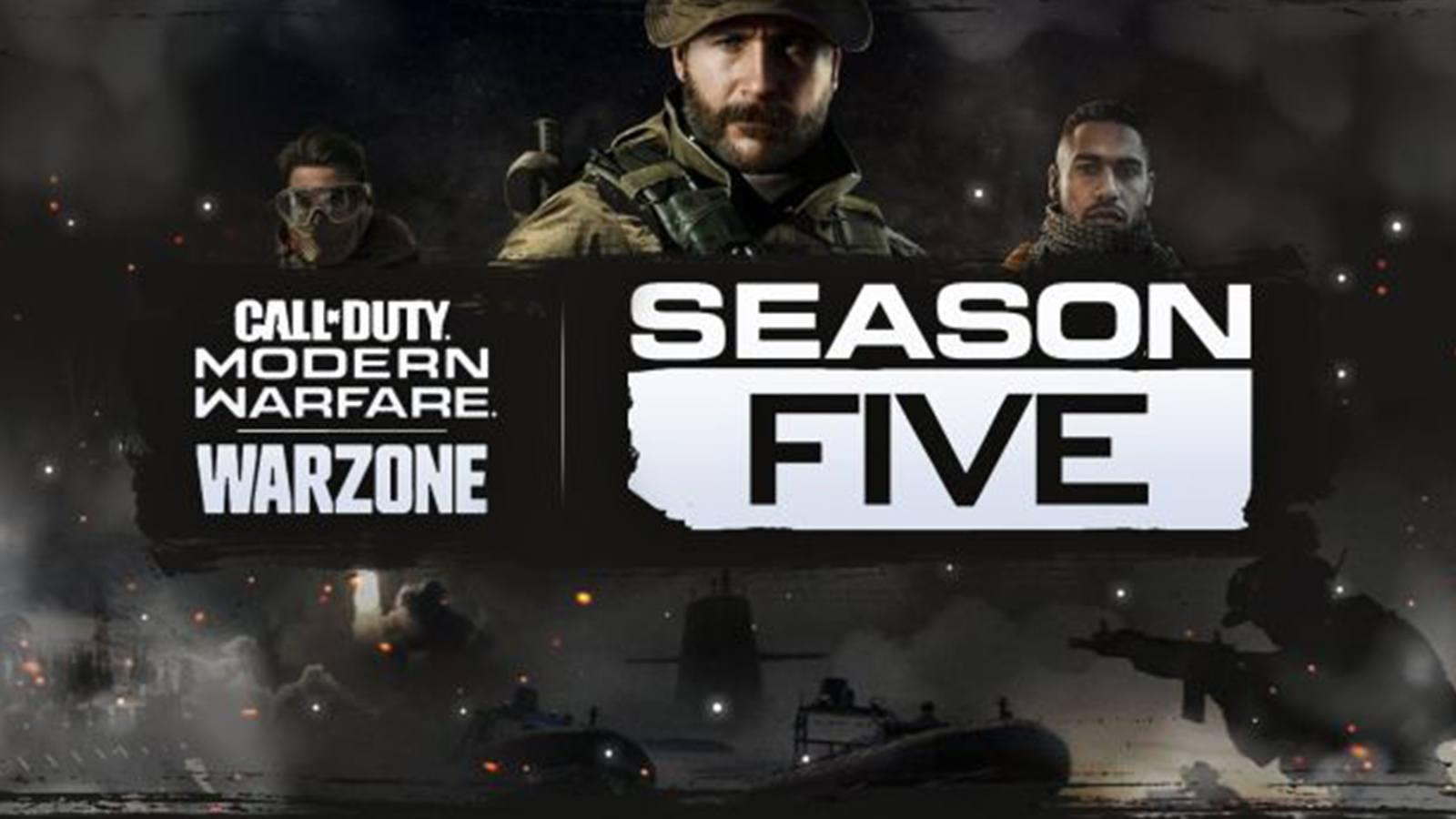 La Stagione 5 di COD Modern Warfare avrà inizio il 5 Agosto