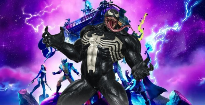 Fortnite skin Venom