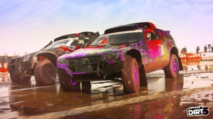 Dirt 5 gameplay trailer di lancio