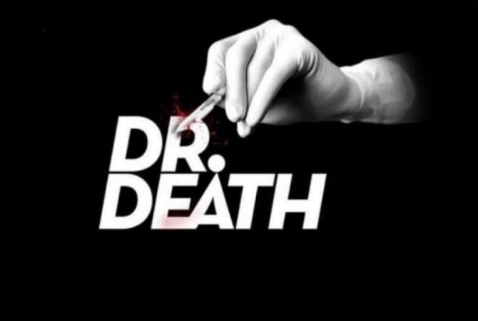 Peacock Dr. Death Joshua Jackson