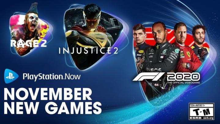 PlayStation Now: ecco i titoli di novembre