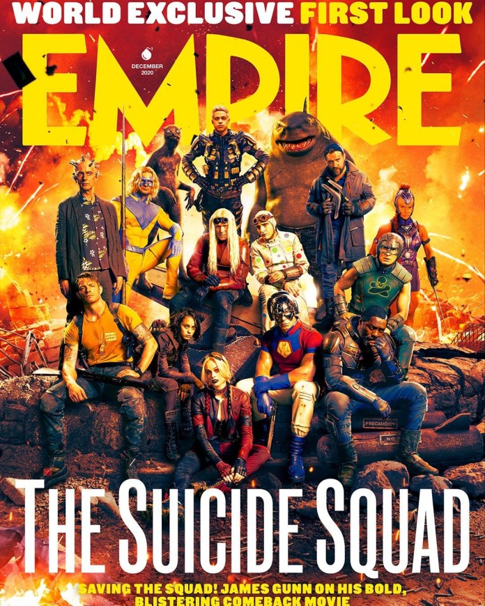 The Suicide Squad James Gunn Sylvester Stallone