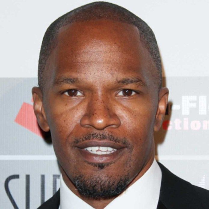 Jamie Foxx The Burial Amazon