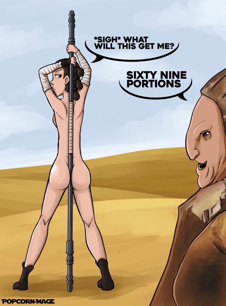 Star Wars Rey Porn