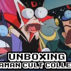 L'angolo dell'unboxing #1 – Yattaman Cult Collection