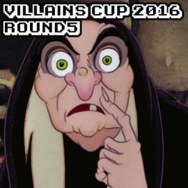 Villains Cup 2016 – Round 5 – Caccia alle streghe!