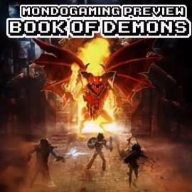 MillOnAir – Le Preview di Nerdream Mondo Gaming – Book of Demons