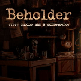 Beholder – PC – Short Review
