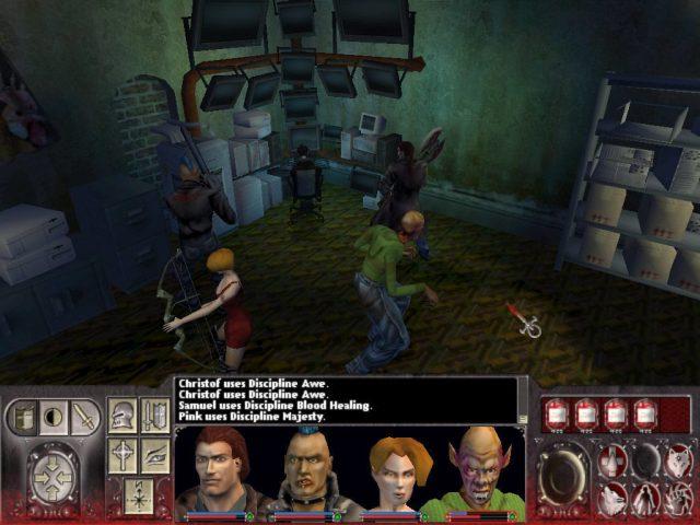 Vampire: The Masquerade Redemption - Recensione Recensioni Retrogames Retrogaming Tutte le Reviews