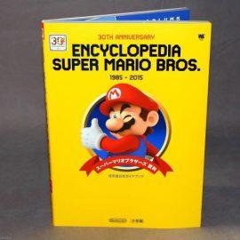 Sbarca in Europa l'Enciclopedia illustrata di Super Mario – NerdNews