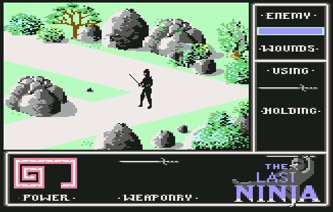 The Last Ninja - Gamenostalgia regala GRATIS la conversione PC del gioco! News Retrogames