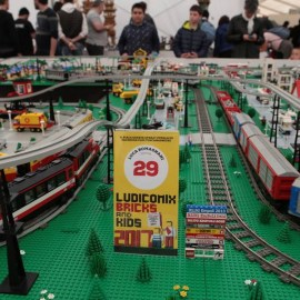 Ludicomix Bricks & Kids, weekend di conferme e successi – NerdNews