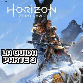 Horizon Zero Dawn – Guida alle bestie meccaniche – Spazzino, Cervavito e Cornaguzze