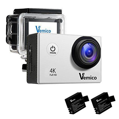 Recensione Vemico 4K – La Miglior Action Cam a 60€ sul mercato