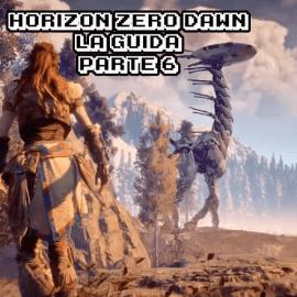 Horizon Zero Dawn – Guida alle bestie meccaniche – Inseguitore E Cheratauro