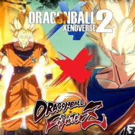 Dragon Ball FighterZ e Dragon Ball Xenoverse 2 – E' tempo di aggiornamenti