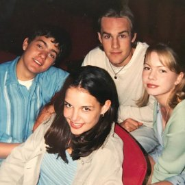 Reunion del cast di Dawson's Creek – Che stiano preparando qualcosa?