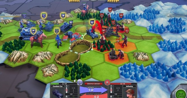 Attrition: Tactical Fronts - Anteprima - PC, Mac, Linux News Videogames