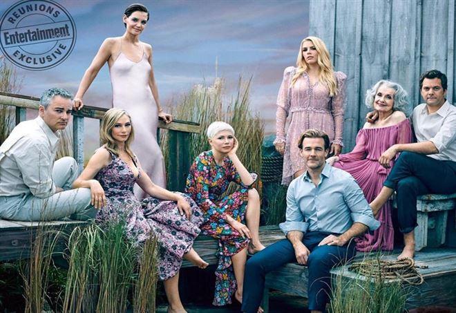 Reunion del cast di Dawson's Creek - Che stiano preparando qualcosa? Cinema & TV News SerieTV