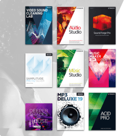 Humble Software Bundle: MAGIX Sounds of Music – Diventa il re del suono!