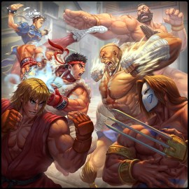 Street Fighter: The Miniatures Game – Novità su Kickstarter