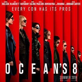 Ocean's 8 – Arriva il nuovo trailer ufficiale in italiano