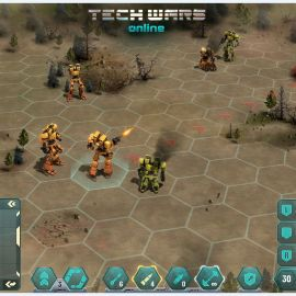 Techwars Online – Recensione – PC Windows