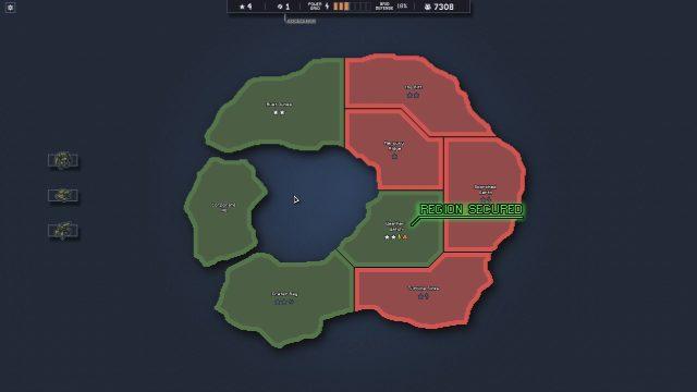 Into the Breach - Mappa di gioco