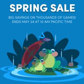 Saldi di Primavera e gioco omaggio su Humble Bundle!