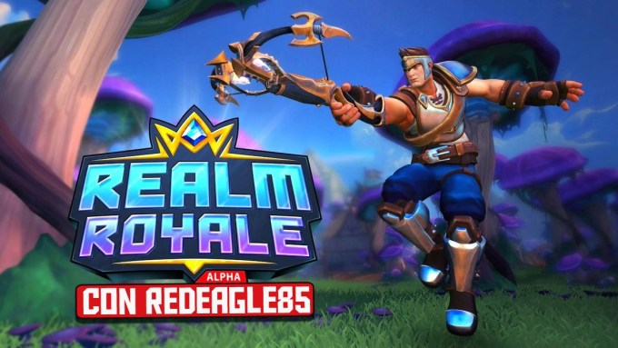 TwitchTime - Realm Royale - Un nuovo Battle Royale basato sulle classi News Twitch Videogames