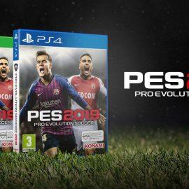 PES 2019 – Konami annuncia partnership con AS Monaco ed Inter
