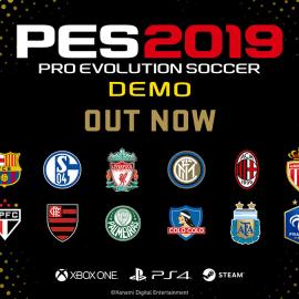 PES 2019 – Ecco come ottenere la DEMO di gioco per PS4 ed Xbox One